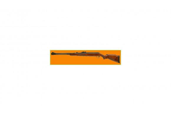CP88 nickel crosse bois - Pistolet à plombs 4 pouces