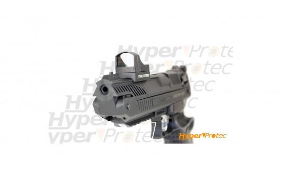 King Cobra - revolver défense tir boules caoutchouc 9 mm