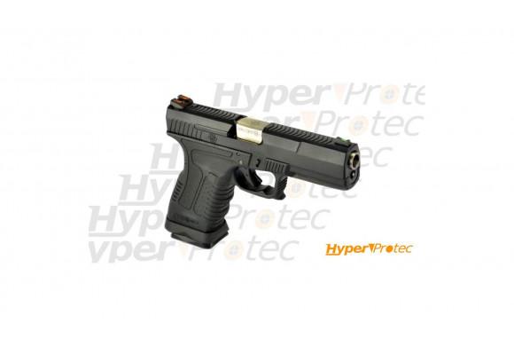 Beretta 92 à plombs 4,5 mm CO2 - noir