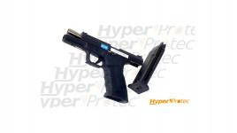 pistolet defense caoutchouc gom cogne gc54