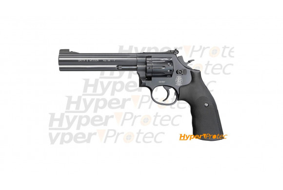 Pistolet Colt 911 à blanc 9 mm - noir crosse bois