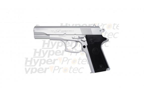 Pistolet alarme mini 315 semi-auto en 8 mm à blanc