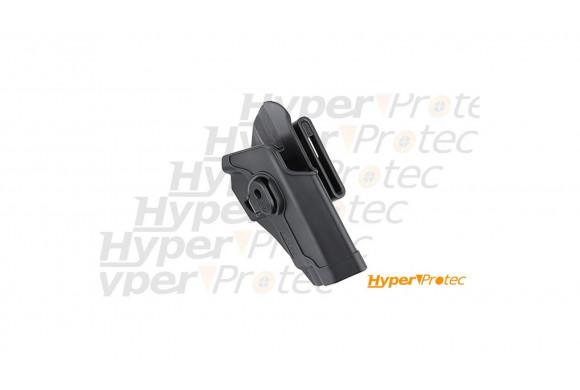 Pistolet ROEHM VEKTOR noir culasse nickel