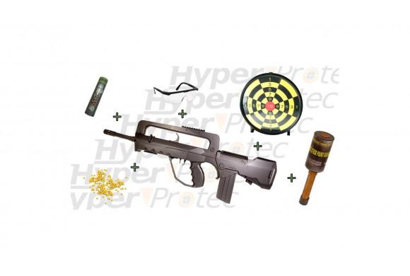 Cible en paille 60 x 3 cm pour archerie tir arbalète