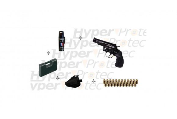 Chiappa modèle 92 alarme - bronzé noir 9 mm