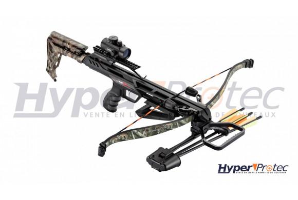 Pack Pistolet CZ P09 Duty + munitions 4.5 mm et silencieux