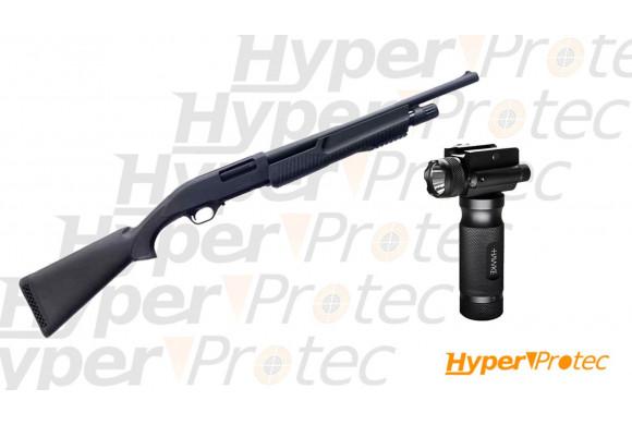 Lampe tactique pour pistolet Nuprol NX200