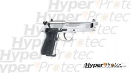 support alu gris pistolet