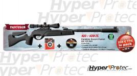Carabine à plomb Crosman Red Tail 4.5mm 20J + lunette 3-9x32