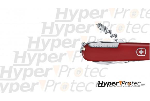 Cylindre aluminium Walther 200bar - 21.5cm