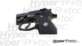250 plombs H&N Excite Prometheus Pistol tête plate - 4.5mm