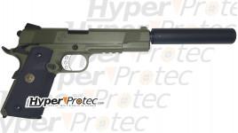 Aérosol entretien spray silicone Walther Pro gun - 200ML