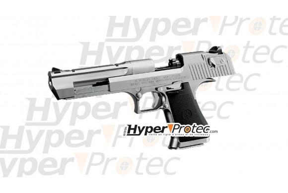 Revolver à billes d'acier Crosman SR357 Black - 4.5mm