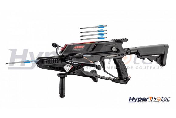 Réplique airsoft gaz pistolet G23 Gen3 noir
