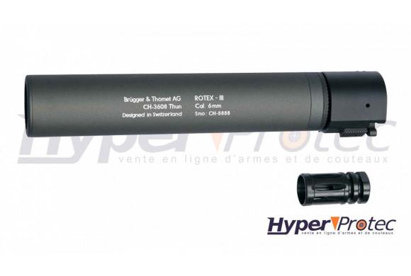 Fusil à pompe Winchester SXP Black Shadow Deer rayé 2+1 coups