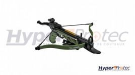 Petite hache compacte Warrior green - 28cm