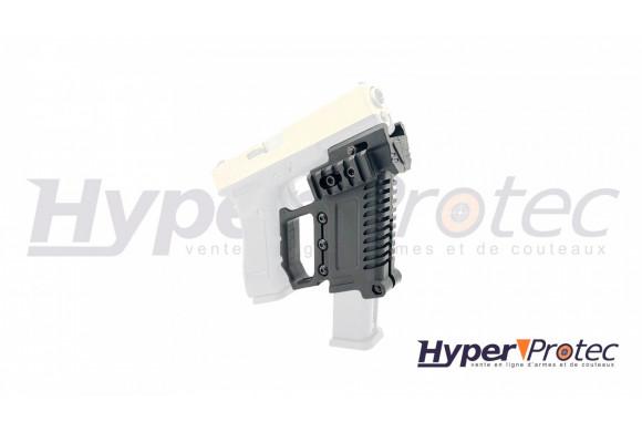 Lunette de tir UTG compact CQB Scope 6x32 réticule lumineux 36 c