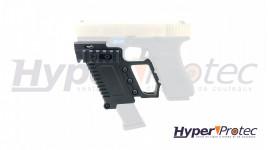 Lunette de tir UTG 6X32 compact CQB réticule lumineux 36 couleur