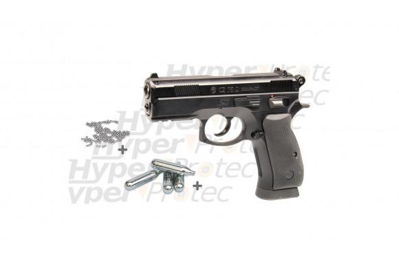 10 cartouches calibre 12 défense 67.5 avec 2 balles caoutchouc