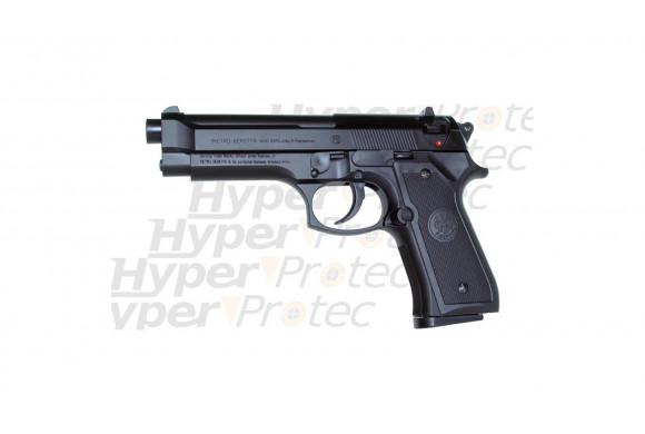 Pistolet airsoft Sig Sauer P228 avec lampe et rails