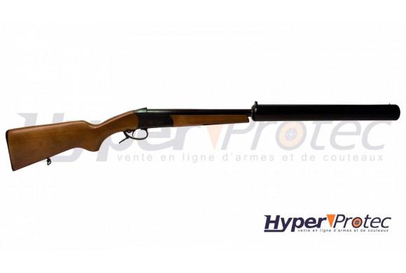 Réplique airsoft CO2 pistolet Colt M1911 A1 finition grey metal