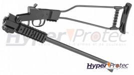 Carquois dorsal pour réplique de fusil à pompe Breacher airsoft - calibre 6mm