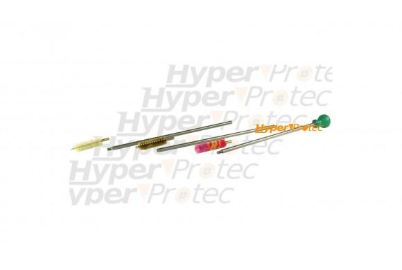 Lunette de tir UTG 3-9x50 AO réticule lumineux rouge vert