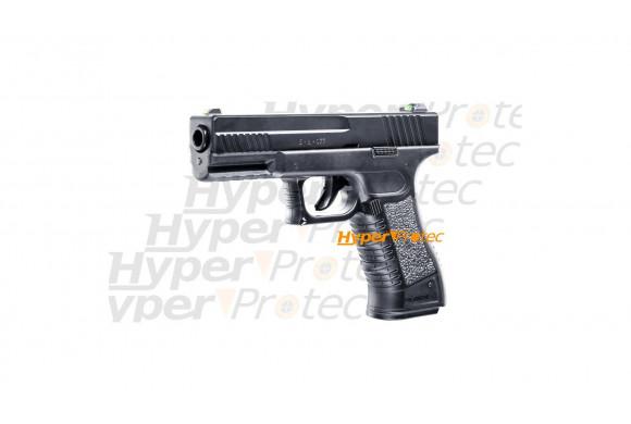 Pack complet CZ 75D compact métal blowback avec laser mallette