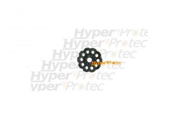 Lunette compacte UTG 4x32 réticule lumineux (rail de 22 mm)