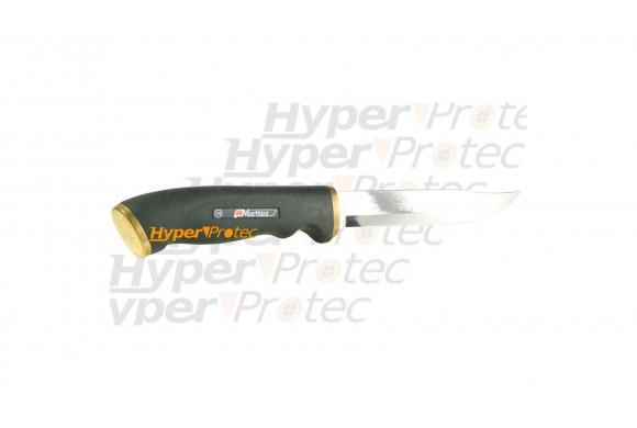 Gants de protection noirs en néoprène - GK Pro taille 10