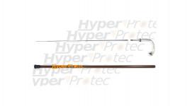 Sniper Blaser R93 LRS1 avec visée point rouge - King Arms spring
