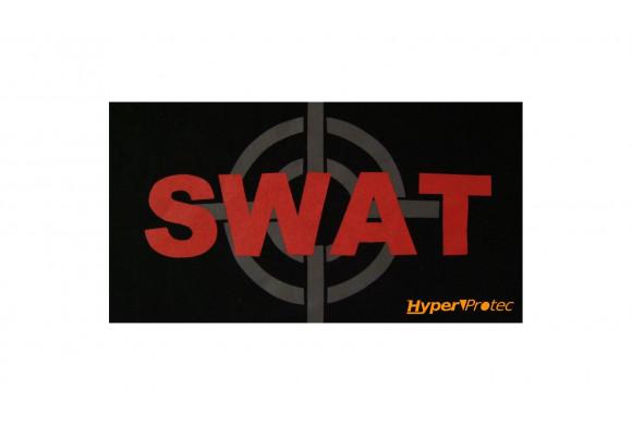 Gilet tactical noir pour airsoft - droitier