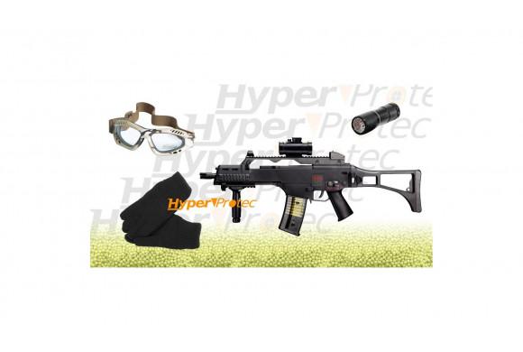 Beretta 92 FS culasse métal - pistolet spring 1er prix léger
