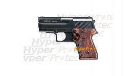 pistolet p23 avec laser
