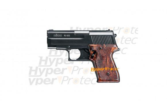 Gamo P23 à billes acier avec laser et mallette