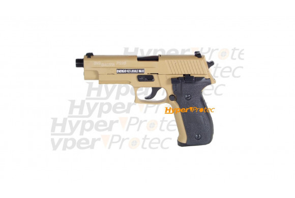 Réplique Soft Air MP40 - Smith&Wesson CO2 - 394 fps