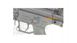 Combat Zone RS2 - carabine électrique avec silencieux