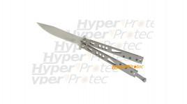 Couteau Suisse Victorinox - Swisschamp gris translucide - 33 out