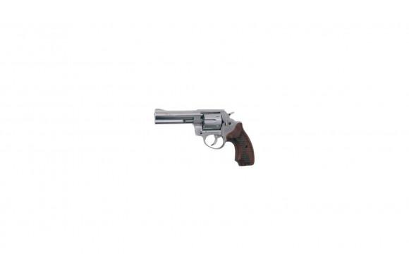 Revolver alarme Zoraki 2.5 pouces titane crosse genre bois