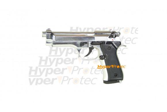 Browning Buck Mark Urx - Pistolet à plomb manuel 4.5 mm