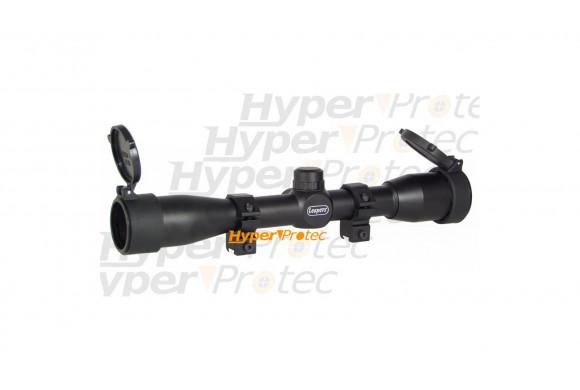 Mallette 131cm aluminium noire pour 2 fusils ou carabines
