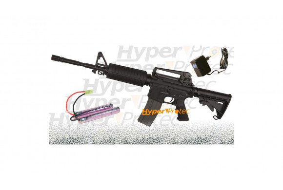 Lunette AIRSOFT de tir pour carabine Strike 4x32 (pour rail 22 mm)