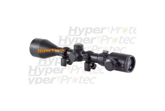 Lunette sniper Walther 8-32x56 pour tir de précision (22 mm)