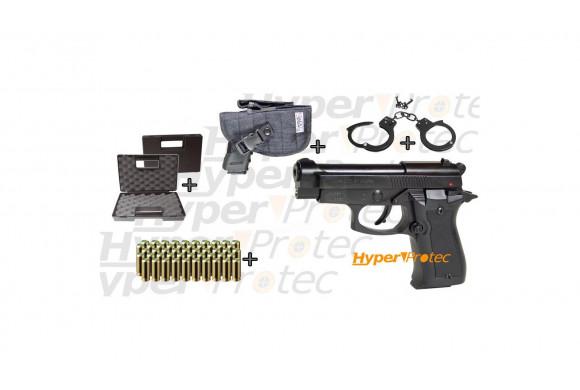 Lunette de chasse Walther 6x42 (pour rail de 22 mm)
