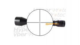 Mini pistolet discret Xérus culasse métal alarme noir 9 mm
