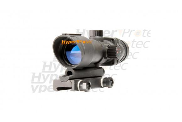 Lunette AIRSOFT de tir pour carabine Strike 4x32 (pour rail 11 mm)