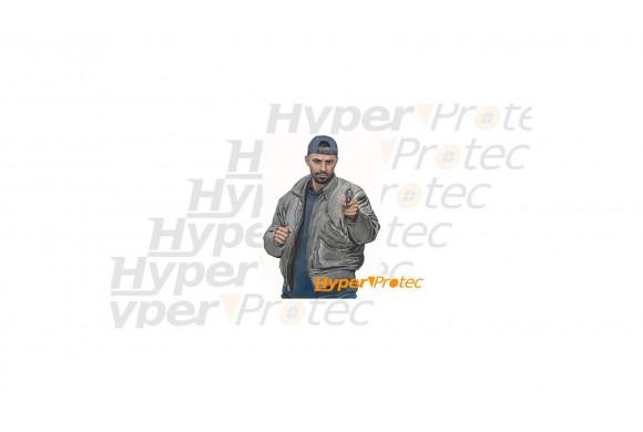 Bouteille OxyGen 0.8L avec régulateur 3000 PSI