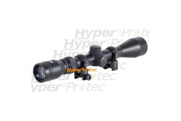 Bipied pince à ressort pour canon diamètre 16 à 38 mm