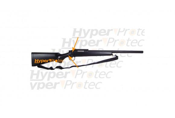 Kimar modèle PX4 Storm - pistolet alarme nickel 9 mm
