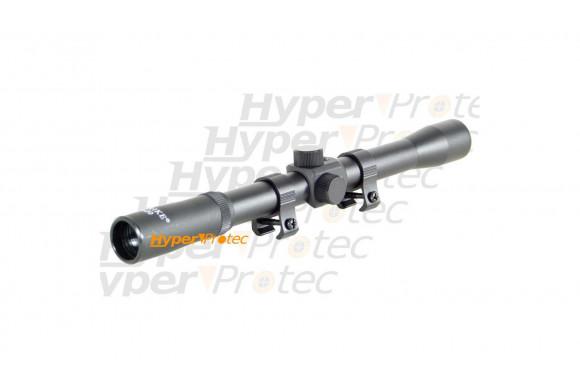 3 rails 22 mm Picatinny pour garde main de G36 - 3x15 cm